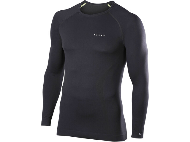Falke Maximum Warm Comfort Longsleeved Shirt Herren black